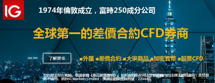 IG Markets官網中文